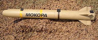Mokopa air-to-surface missile