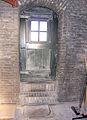 Molen Nooit Gedagt, Woudrichem, stellingdeur binnenkant.jpg