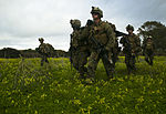 Moment's Notice, Crisis Response Marines complete readiness rehearsal from Spain 150129-M-ZB219-052.jpg