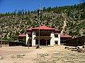 Monastery on the way to the nepali-tibetean frontier (2006) - panoramio.jpg