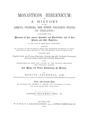 Monasticon Hibernicum 1876 Volume 2 Title Page.png