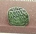 Moneta dell'Impero di Bisanzio (fine X-XI sec.) (II) - Finalborgo.jpg