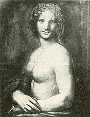 Nude Mona Lisa