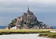 Photograph of Mont St Michel
