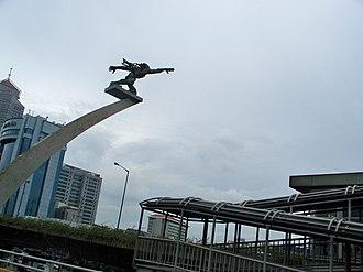 South Jakarta - Pancoran monument