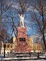 Monument to Stepan Khalturin.JPG
