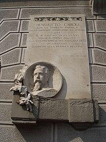 Monza -lapide-Benedetto-Cairoli-1891-pz-Garbaldi.jpg