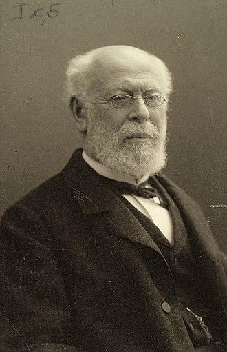 Moritz Cantor - Moritz Cantor