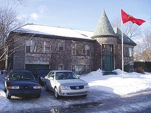 Foreign relations of Morocco - Embassy of Morocco in Ottawa