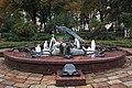 Moscow Kremlin, the 'Bird of Happiness' fountain (31614162861).jpg
