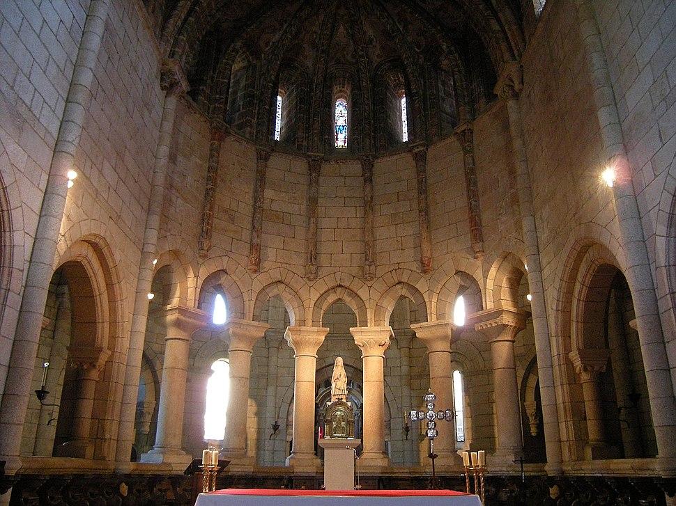 Altar maior.