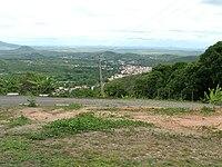 Vista alta da Cidade de Baturité