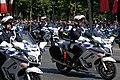 Motor squad Bastille Day 2013 Paris t113434.jpg