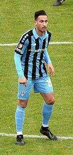 Mounir Bouziane French association football player