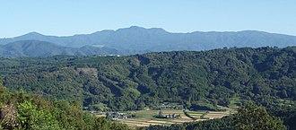 Mount Amagi - Image: Mount Amagi 20110919
