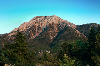 Mount Olympus (Utah) mountain in United States of America