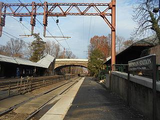 Mountain Station station
