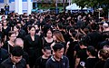 Mourning-for-Bhumibol queue-for-local-ceremony 20171006 IMG 9770.jpg