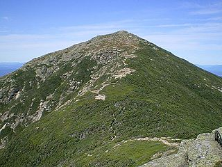 Mount Lafayette Mountain in New Hampshire