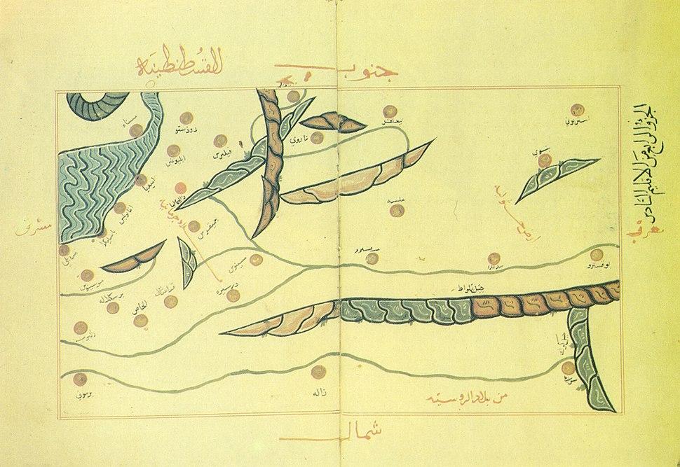 Muhammad al-Idrisi - Oxford transcript of VI-4
