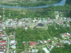 Mukomuko city, the capital of Mukomuko regency. There is a university in the capital area called University of Mukomuko, shortened UNIM.