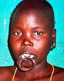 Большие губы африканок фото 50-527