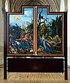 Musée Unterlinden - Matthias Grünewald - retable d'Issenheim - Tentation de Saint Antoine & Visite de Saint Antoine à Saint Paul (1512-1516) (1).jpg