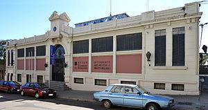 Salto, Uruguay - Museo del Hombre y la Tecnología