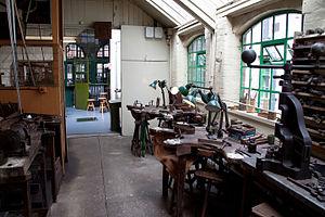 Museum of the Jewellery Quarter - Image: Museum of the Jewellery Quarter 2