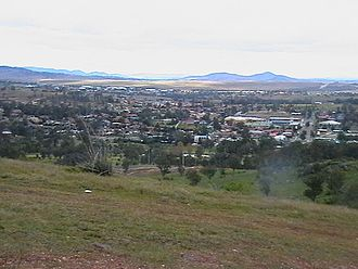 Muswellbrook, New South Wales - Muswellbrook South