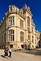 Muzeul Naţional de Istorie a Romaniei - Vedere Spate.jpg