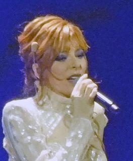 Mylène Farmer French singer