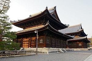 Myōshin-ji - Image: Myoshinji 01s 1920
