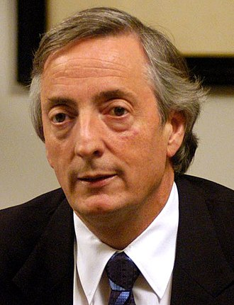 2009 Argentine legislative election - Image: Néstor Kirchner (2005)