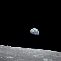 Bill Anders: Earthrise