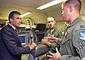 NATO Secretary General visits Georgia National Guard (5705573298).jpg