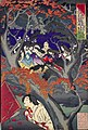 NDL-DC 1307545 01-Tsukioka Yoshitoshi-伏見大地震桃山御殿図-明治18-crd.jpg