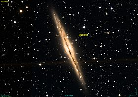 Image illustrative de l'article NGC 891