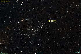 Image illustrative de l'article NGC 2311