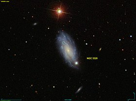 Image illustrative de l'article NGC 3320