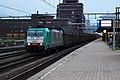 NMBS 2823 met Volvotrein te Amersfoort (15195605542).jpg