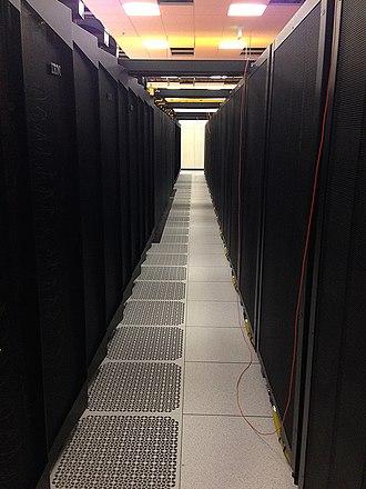 Yellowstone (supercomputer) - Yellowstone in 2014