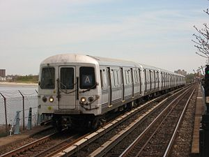 R44 (New York City Subway car) - Image: NYC Subway 5274
