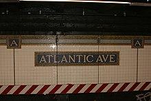 New York City subway tiles image
