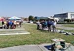Na linii sprawdzenia przed skokiem, Gliwice 2017.08.15 (02).jpg