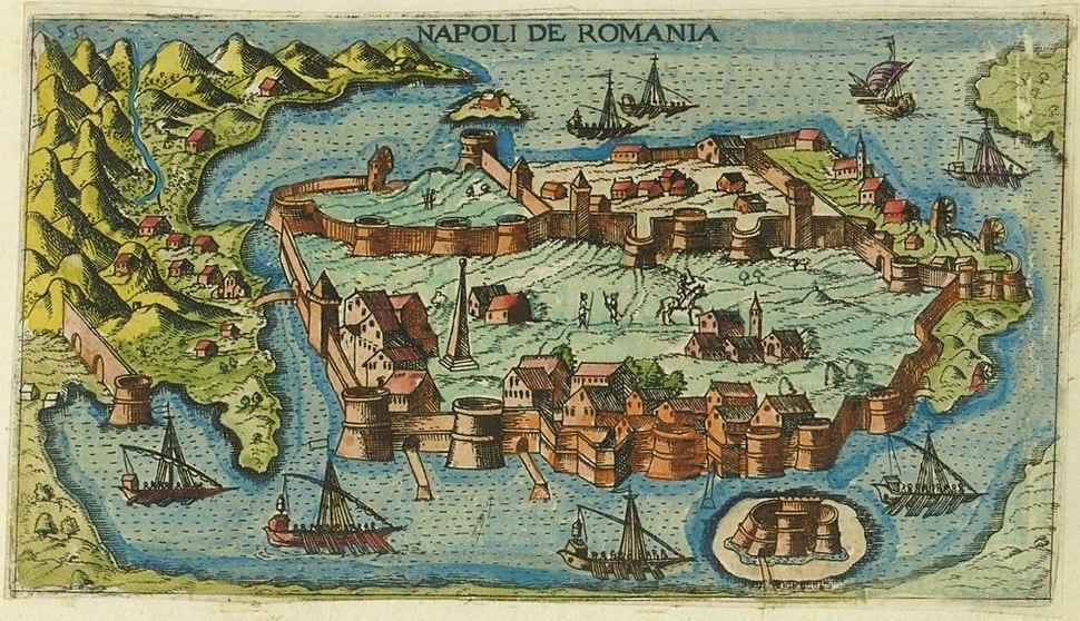 Napoli di Romagna by Giacomo Franco