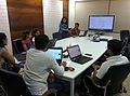 Nashik Wikipedia Team and Attendees.jpg
