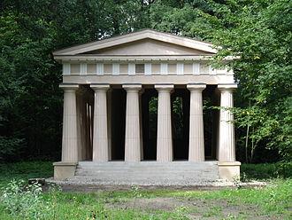 Natolin - Doric Temple.