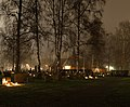 Nattbild på Hällefors kyrka.jpg