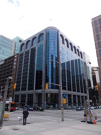 Nav Canada - Nav Canada Headquarters in the Commonwealth Building at 77 Metcalfe Street in Ottawa